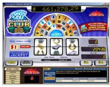 Cryptologic online slot machines