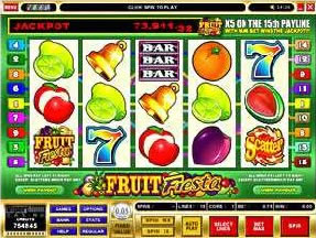 Microgaming online slot machines