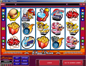 Realtime Online Slot Machines